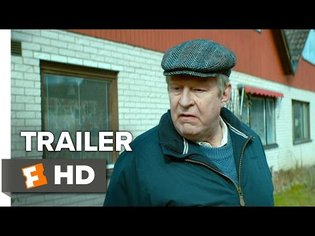 A Man Called Ove Official Trailer 1 (2016) - Rolf Lassgård Movie