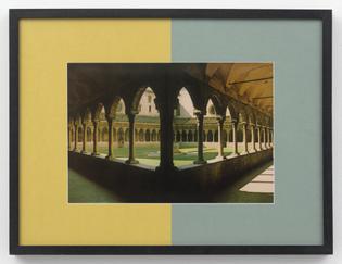 Barbara Bloom, 'Corner: Italian garden I' (1998)