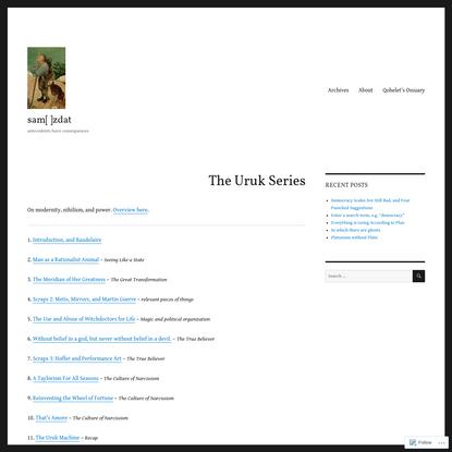 The Uruk Series