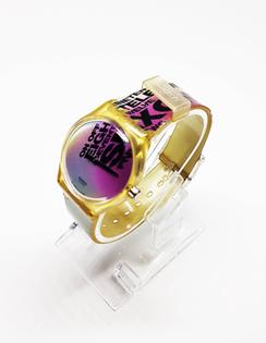 Purple Watch vintage, Vintage Swatch Watches, Retro Swatch, 80s Watch, 90s Watch, Pop Swatch, Ladies Watch, Women&#39...
