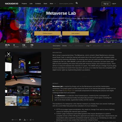 Metaverse Lab