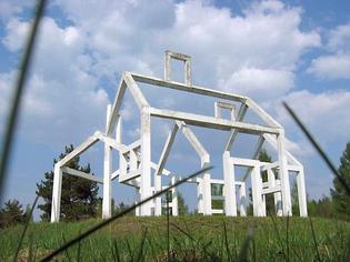 Prizrachnaya Derevnya Memorial