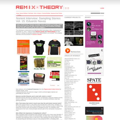 Remix Theory