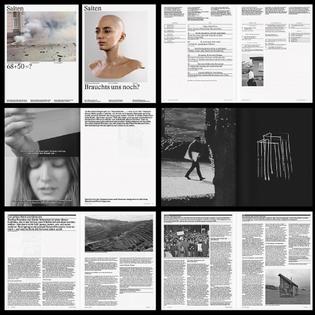 Art Direction and Graphic Design since 2013. #saitenmagazine #culturemagazine #pin