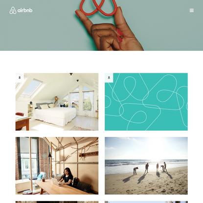 The Airbnb Blog - Belong Anywhere