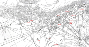 Mappa delle Linee di Nazca, Perù