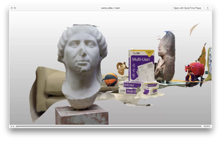 Still from Some Sites and their Artifacts