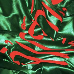 #fetishmaterial #silk #colorcombination