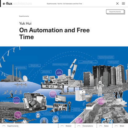 On Automation and Free Time