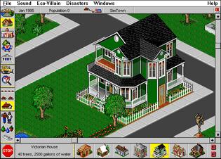 SimTown, 1995