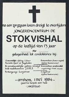 Stokvishal, Arnhem
