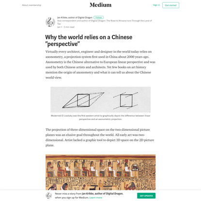 """Why the world relies on a Chinese """"perspective"""" - Jan Krikke, author of Digital Dragon - Medium"""