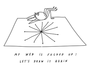 My Web Is Fucked Up