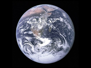 The Blue Marble 1972