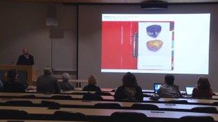 Vignelli Center Design Conversations Lecture: James Goggin