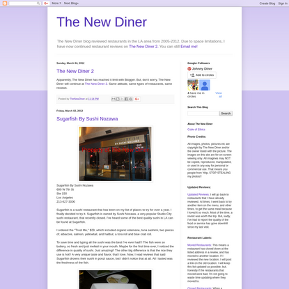 The New Diner