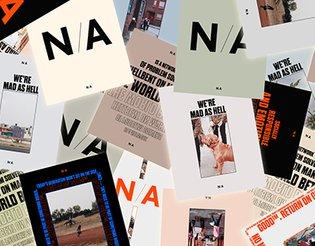 N/A Rebrand & Internship