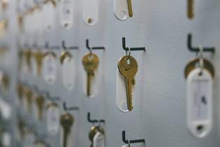 Nike - Branded Keys