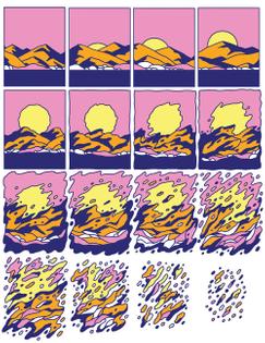 Golden Morning by Evan M. Cohen