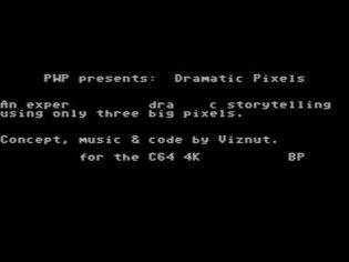 Dramatic Pixels by PWP