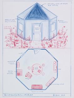 Mark Dion, Secret Garden Biological Field Unit, 2004