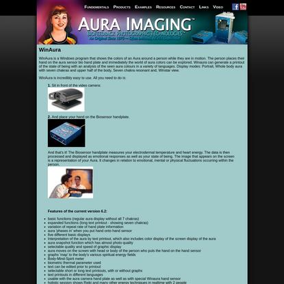 Aura Imaging - WinAura