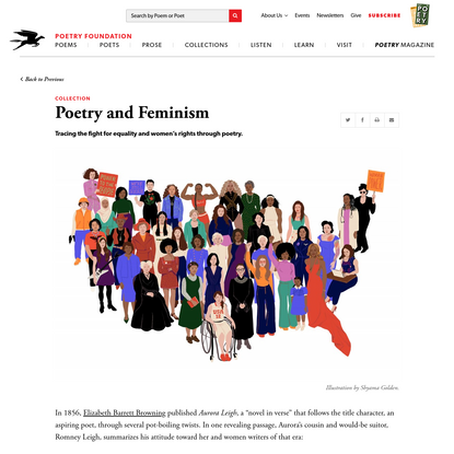 Poetry and Feminism