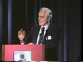 "Doug Engelbart, ""The Augmented Knowledge Workshop"""