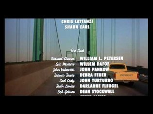 To Live and Die in LA (1985) End Credits