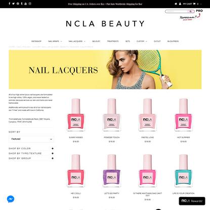 Nail Polish - Luxury Nail Lacquers   Beauty. Fashion. California.