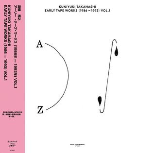 Kuniyuki Takahashi — Early Tape Works(1986-1993), Vol. 1 EP