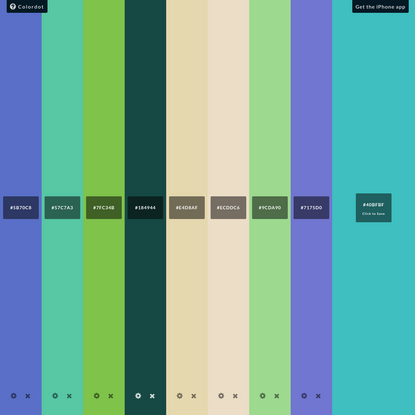 Colordot - A color picker for humans