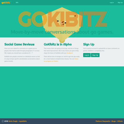 GoKibitz: Move-by-move conversations about go games.