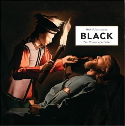 Black, The history of a Color - Michel Pastoureau