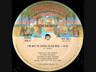 Leon Haywood - I'm Out To Catch