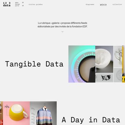 123 data - Data Design Paris