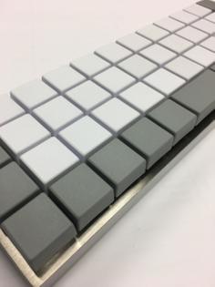 flat ortho keyboard