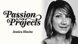 Passion Projects (Live) 5: Jessica Hische (Procrastiworking) * Presented by GitHub