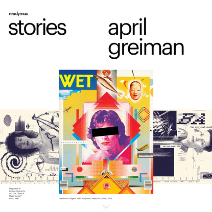 readymag stories : april greiman - Page 1