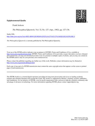 26.3-jackson-1982-_epiphenomenal-qualia_-excerpt-.pdf