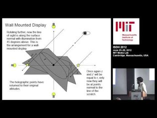 Drawing lightfields: handdrawn approaches to abrasion holography