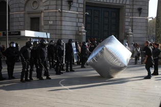 Inflatable Cobblestones