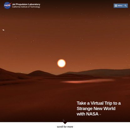 NASA Jet Propulsion Laboratory (JPL) - Space Mission and Science News, Videos and Images
