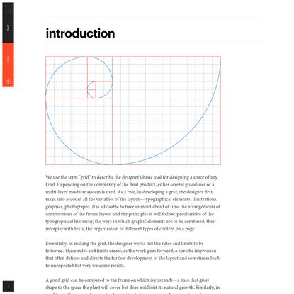 R/m Design Almanac - Grid
