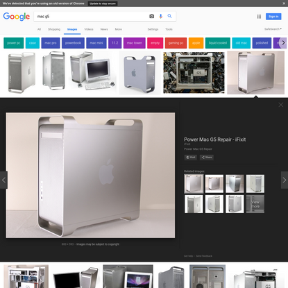 mac g5 - Google Search