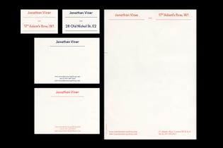 Jonathan Viner Gallery (designed by OK-RM)