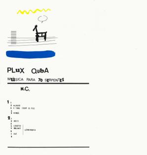 Nuno Canavarro - Plux Quba