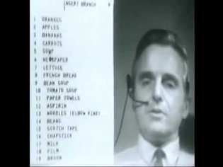 The Mother of All Demos, presented by Douglas Engelbart (1968)