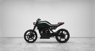 BMW Savannah motorcycle is your guardian pet.