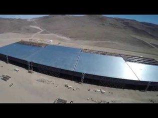 Tesla Gigafactory in 4k-- April 18, 2015.
